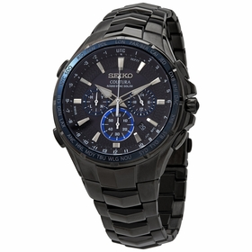 Seiko SSG021 Coutura Mens Chronograph Eco-Drive Watch