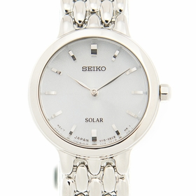 Seiko SUP347P1 Solar Ladies Eco-Drive Watch