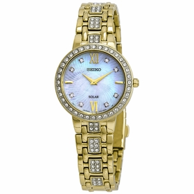 Seiko SUP364 Solar Ladies Quartz Watch