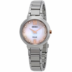 Seiko SUP381P1 Solar Ladies Quartz Watch