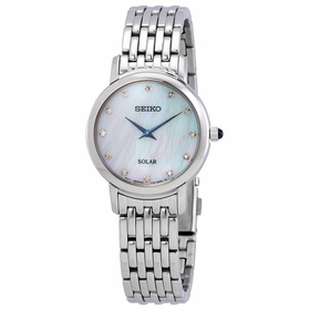 Seiko SUP397  Ladies Eco-Drive Watch