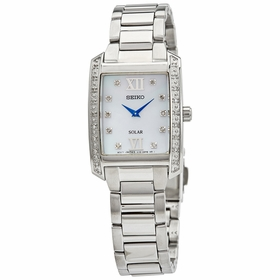 Seiko SUP399  Ladies Solar Powered Watch
