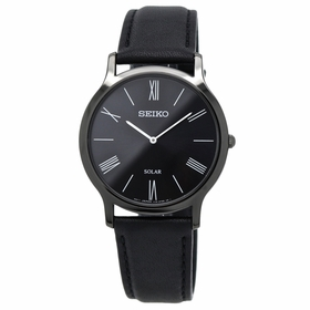 Seiko SUP855 Solar Mens Quartz Watch