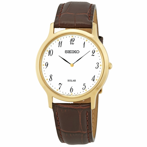 Seiko SUP860P1 Solar Mens Quartz Watch