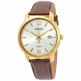 Seiko SUR266P1 Neo Classic Mens Quartz Watch
