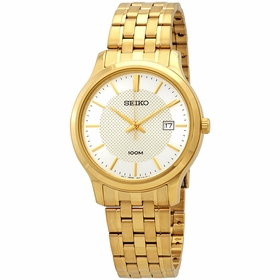 Seiko SUR296P1 Neo Classic Mens Quartz Watch