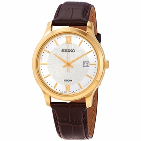 Seiko SUR298P1 Neo Classic Mens Quartz Watch