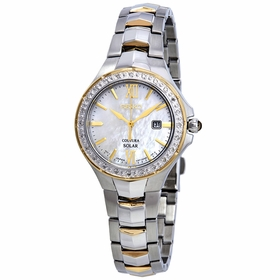Seiko SUT240 Solar Ladies Quartz Watch