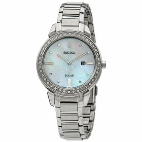 Seiko SUT327 Solar Ladies Eco-Drive Watch
