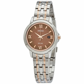 Seiko SUT349 Solar Ladies Eco-Drive Watch
