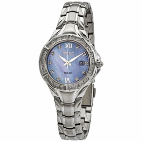 Seiko SUT371 Solar Ladies Eco-Drive Watch