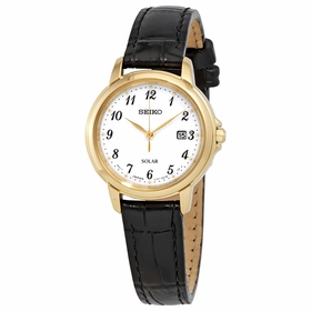 Seiko SUT376  Ladies Eco-Drive Watch