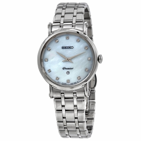SEIKO SXB433 Premier Ladies Quartz Watch