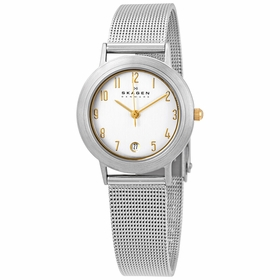 Skagen 16SSGS Slim Ladies Quartz Watch