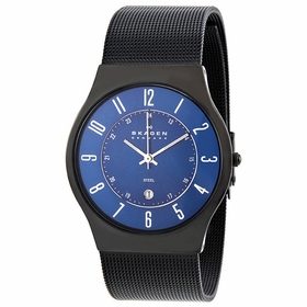 Skagen 233XLSBN Steel Mens Quartz Watch