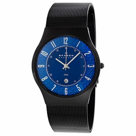 Skagen 233XLSBNC Steel Mens Quartz Watch