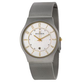 Skagen 233XLSGS Slimline Mens Quartz Watch