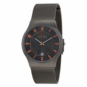 Skagen 233XLTTMO Titanium Mens Quartz Watch