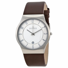 Skagen 233XXLSL Steel Mens Quartz Watch