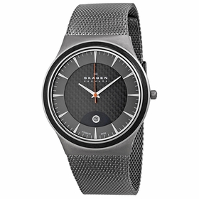 Skagen 234XXLT Titanium Mens Quartz Watch