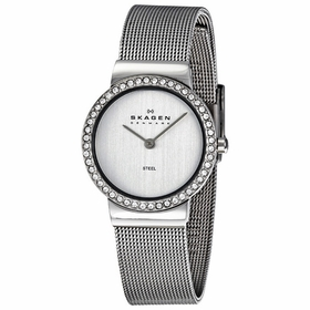 Skagen 644SSS Steel Ladies Quartz Watch