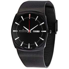 Skagen 696XLTBB Titanium Mens Quartz Watch