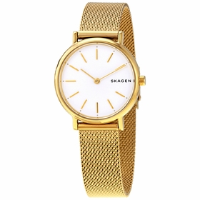 Skagen SKW2693 Signatur Slim Ladies Quartz Watch