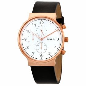 Skagen SKW6371 Ancher Mens Chronograph Quartz Watch