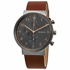 Skagen SKW6418 Ancher Mens Chronograph Quartz Watch