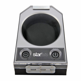 StarFive Silver Single Automatic Watch Winder with 4 Winding Modes