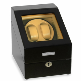 Steinhausen Heritage Onyx Double Watch Winder SW2002