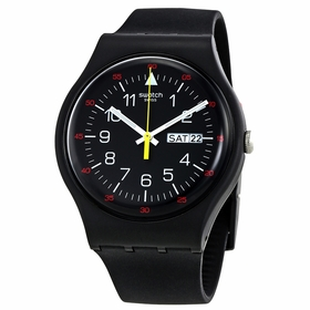 Swatch SUOB724 Yokorace Mens Quartz Watch