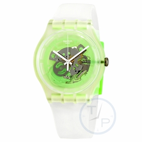 Swatch SUOK131 Greenmazing Unisex Quartz Watch