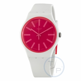Swatch SUOW162 Strawbeon Unisex Quartz Watch
