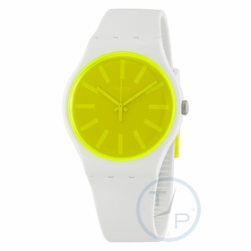 Swatch SUOW165 Lemoneon Unisex Quartz Watch