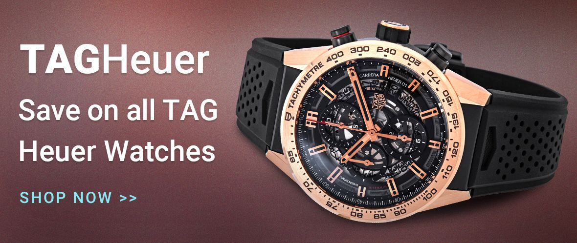 Tag Heuer: Your Favorite Styles at our Low Prices | Shop Now