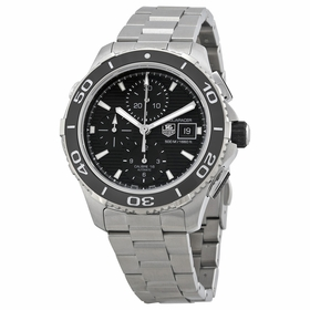 Tag Heuer CAK2110.BA0833 Aquaracer Mens Chronograph Automatic Watch