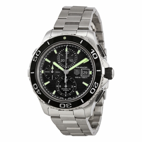 Tag Heuer CAK2111.BA0833 Aquaracer Mens Chronograph Automatic Watch