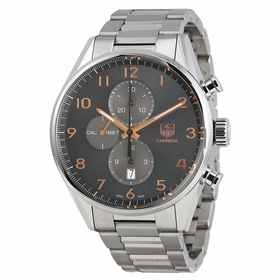 Tag Heuer CAR2013.BA0799 Carrera Mens Chronograph Automatic Watch