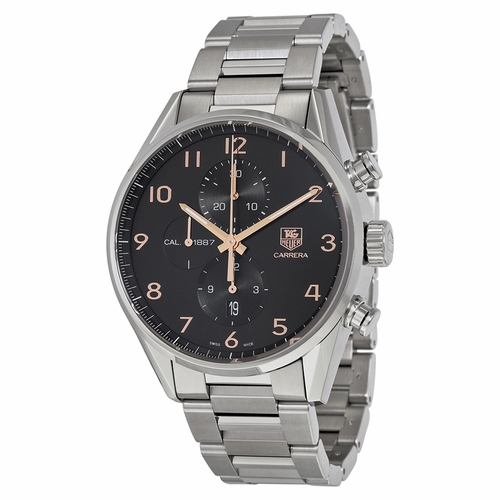 Tag Heuer CAR2014.BA0799 Carrera Mens Chronograph Automatic Watch