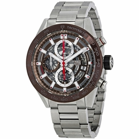 Tag Heuer CAR201U.BA0766 Carrera Mens Chronograph Automatic Watch