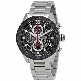 Tag Heuer CAR201V.BA0714 Carrera Mens Chronograph Automatic Watch