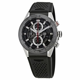 Tag Heuer CAR201V.FT6046 Carrera Mens Chronograph Automatic Watch