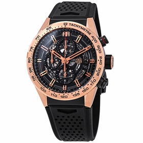Tag Heuer CAR205B.FT6087 Carrera Mens Chronograph Automatic Watch