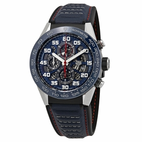 Tag Heuer CAR2A1N.FT6100 Carrera Mens Chronograph Automatic Watch