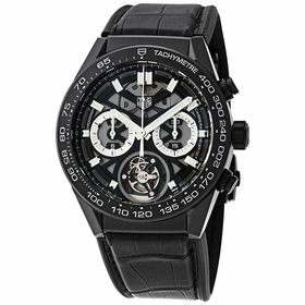 Tag Heuer CAR5A90.FC6415 Carrera Mens Chronograph Automatic Watch