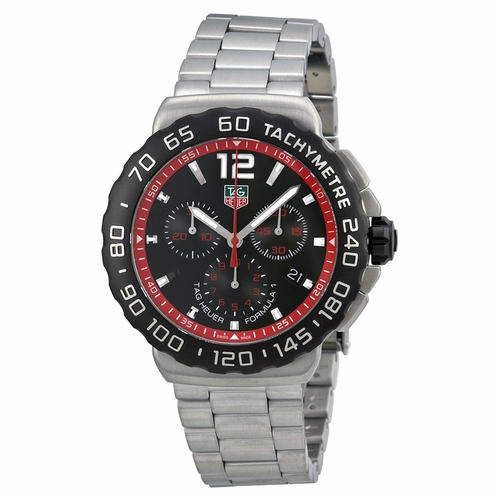 Tag Heuer CAU1116.BA0858 Formula 1 Mens Chronograph Quartz Watch