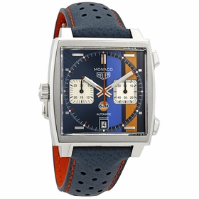 Tag Heuer CAW211R.FC6401 Monaco Gulf 2018 Mens Chronograph Automatic Watch