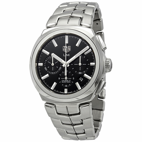 Tag Heuer CBC2110.BA0603 Link Mens Chronograph Automatic Watch