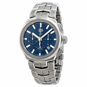 Tag Heuer CBC2112.BA0603 Link Mens Chronograph Automatic Watch